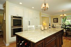 Northbrook traditional kitchen remodel