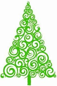 Free Swirly Christmas Tree Svg File Yahoo Image Search Results