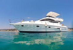Rent a yacht in Barcelona Www.bcnluxser.com