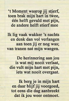 Nog steeds na 16 jaar Noa Words Quotes, Qoutes, Life Quotes, Missing Dad, Dutch Quotes, In Loving Memory, My Daddy, Miss You, Grief