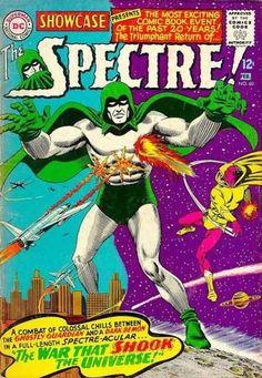 SHOWCASE 60 SPECTRE SILVER AGE DC COMICS