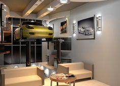 Luxury Garage 3
