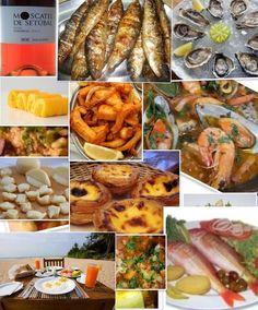 Portuguese food #CupcakeDreamWedding I spy those sardinas at the top