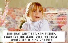 World Series kinda stuff- It Takes Two