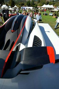 Koenigsegg One :1