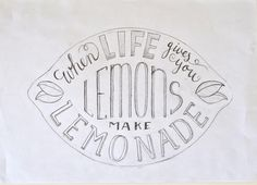 sketch by Manolya Isik - The First Steps of Hand-Lettering: Concept to Sketch - Class Feed - Skillshare