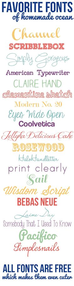 Fun with Fonts & Flyers. - Fonts - Ideas of Fonts - Free fonts Do It Yourself Quotes, Do It Yourself Inspiration, Fancy Fonts, Cool Fonts, Pretty Fonts, Awesome Fonts, Creative Fonts, Gratis Fonts, Alphabet