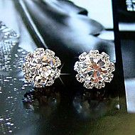 Women's Simple shiny Rhinestone Sunflower zircon earrings E576. Get incredible discounts up to 70% Off at Light in the Box using Coupon and Promo Codes.