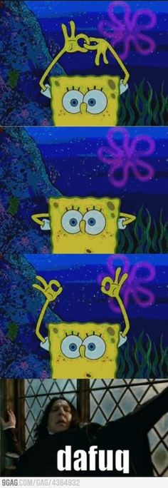 Squarepants Magic
