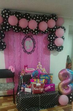 Decoracion fiesta infantil barbie Barbie, Cake, Desserts, Tailgate Desserts, Deserts, Kuchen, Postres, Dessert, Torte