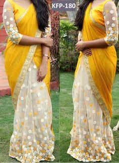 e5aa527bd09ec0 10 awesome Latest Wedding Wear Sarees Online images   Lehenga choli ...