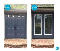 Genial Glass Door Inserts And Replacement Glass For Your Front Door