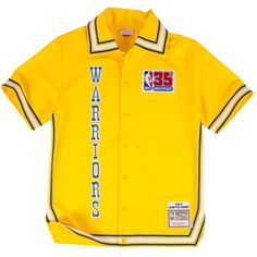 1980-81 Authentic Shooting Shirt Golden State Warriors