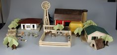 105.518: Farm Play Set | play set | Play Sets | Toys | Online Collections | The Strong