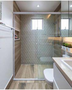 Modern Bathroom Design, Bathroom Interior Design, Spa Interior, Beautiful Bathrooms, Home Decor Furniture, Small Bathroom, Sweet Home, House Design, Decoration