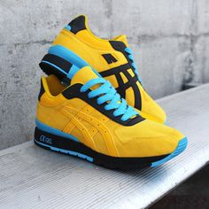 BAIT x Asics GT II – Rings Pack - Wolverine Shoes