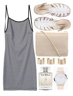 """daydream"" by rosiee22 ❤ liked on Polyvore featuring Trish McEvoy and Maison Margiela"