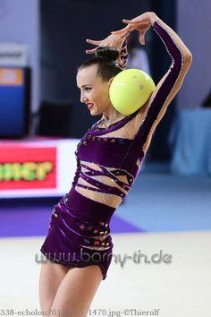 Ganna Rizatdinova (Ukraine), European Championships (Holon) 2016