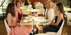 Before Paris, goodbye scene in the series finale 2 part episode - Carrie Bradshaw's 50 Best Looks  - HarpersBAZAAR.com