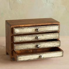Sundance jewelry box.  This is great!!!!!  But.....I have such a beautiful on from my Grandmother!  Might get this anyway :)