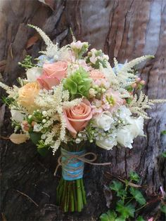 june bouquet - pales - The Flower Stand - Weddings & Events - Laguna Beach, CA