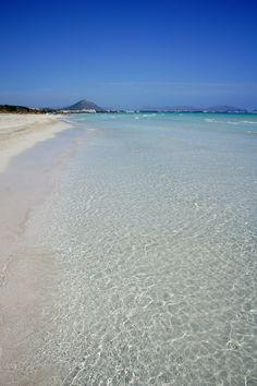 Playa de Muro - #Mallorca