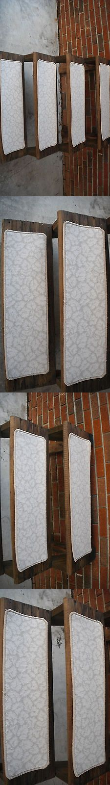 Stair Treads 175517: 13 Indoor Stair Treads 9 X30 2X3 Landing Size 100%  Woven