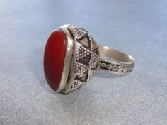 Kazakh ring for Linda