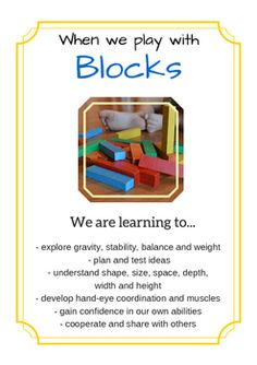 We are learning to... by Poppets Play   Teachers Pay Teachers