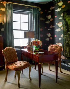 Kips Bay showroom. Room by Jack Levy. Photo: Trevor Tondro for The New York Times.
