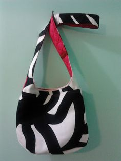Marimekko Clover風 ワンショルダーバッグ