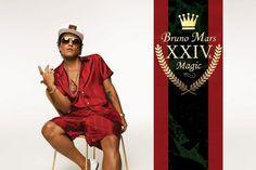 Bruno Mars calma la espera con '24K Magic', primer single de su tercer disco - Estereofonica