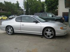 2001 Chevrolet Monte Carlo SS My second favorite car