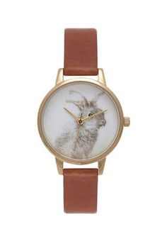 Olivia Burton Woodland Watch £65.00