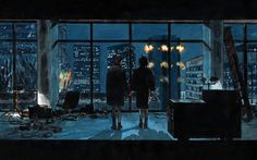 Fight Club - Where Is My Mind by Menco.deviantart.com