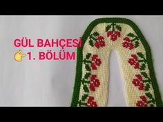 Parrot Tulips, Crochet Slippers, Bead Crochet, Christmas Sweaters, Lily, Knitting, Youtube, Shoes, Slipper