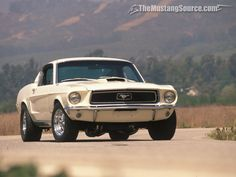1968 Ford Mustang 428 Cobra