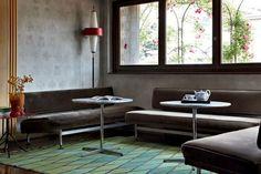 Milan House Interior Design tour: Nina Yashar, an unusual Modernism   Covet Lounge - Curated Design