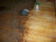 DIY Fall Centerpiece Home Pinterest Refinish Wood Floors - Cost to remove glued down hardwood flooring