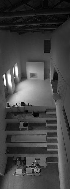 Aristide Antonas // The Amphitheater House