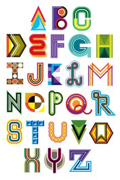 """Allphafont 2.0"" typeface Matt W. Moore"