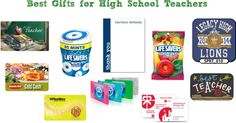 Just because it's hard to love those teens doesn't mean we don't love their teachers. Especially at the holidays and if you have block scheduling, this is the only time you'll have to thank your teen's teachers for all they do.  Check out our post ~ Best Gifts for High School Teachers