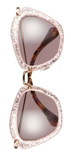 pink glittery sunglasses http://rstyle.me/n/rt63wpdpe