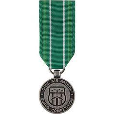 Civil Air Patrol miniature Medal: Guard Competition
