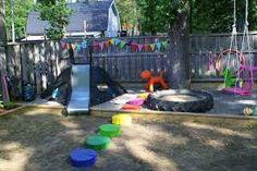 Ideias | tire playground
