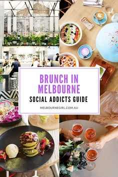 Social addicts guide to brunch in Melbourne Melbourne Brunch, Melbourne Travel, Melbourne Food, Melbourne Australia, Melbourne Shopping, Melbourne Restaurants, Top Restaurants, Australia Travel Guide, Australia Trip