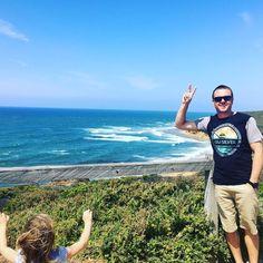 Hired a car and got a off the bucket list for Mick   #bellsbeach #victoria #bucketlist by iffyamber http://ift.tt/1KnoFsa