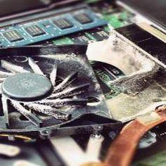 Laptop tisztítás újra pasztázás hűtő ventilátor portalanítás, notebook karbantartás 1 órán belül