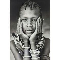Πίνακας Glass Kenyan Child African Children, African Tribes, Great Pic, Kare Design, Lany, Art Girl, Flower Power, Hobbit, Pure Products