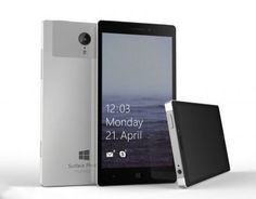 Cool Microsoft Surface Phone 2017:  ... Microsoft Smartphones